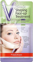 Маска для коррекции овала лица Miracle Shaping Face Up Treatment