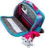 Ранець шкільний ортопедичний для дівчинки 1-3 клас сумка для взуття з 3D малюнком DeLune 11-029, фото 4
