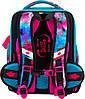 Ранець шкільний ортопедичний для дівчинки 1-3 клас сумка для взуття з 3D малюнком DeLune 11-029, фото 3