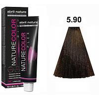 Безаміачна крем-фарба для волосся Abril et Nature Nature Color Plex 5.90 Шоколадний 120 мл