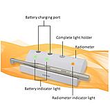 Светодиодная полимеризационная лампа и кариес детектор 2 в 1 Coxo DB-686 Nano Curing light NEW 2020, фото 5