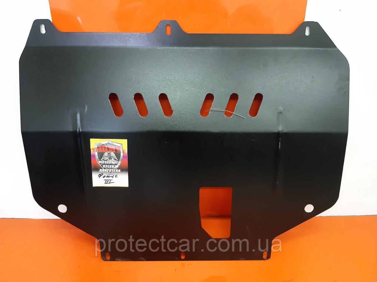 Защита двигателя Ford CONNECT (с 2013 ) Форд Коннект