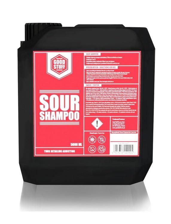 Эффективный и безопасный pH 3.5 шампунь для ручной мойки Good Stuff Sour