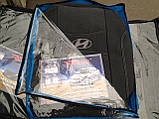 Чохли на сидіння Hyundai Accent RB роздільні 2010-2017 хундай акцент RB, фото 2