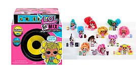"""Ігровий набір L.O.L SURPRISE! W1 серії """"Remix Hairflip"""" - МУЗИЧНИЙ СЮРПРИЗ (в асорт., у дисплеї)"""