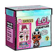 """Ігровий набір з лялькою L.O.L. SURPRISE! серії """"Furniture"""" S2 - КІМНАТА ЛЕДІ-СПЛЮШКИ"""