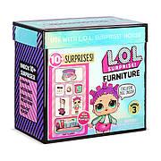 """Ігровий набір з лялькою L.O.L. SURPRISE! серії """"Furniture"""" S2 - РОЛЕРДРОМ РОЛЕР-ЛЕДІ"""