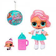 """Ігровий набір з лялькою L.O.L. SURPRISE! серії """"Holiday"""" - НОВОРІЧНИЙ ЛУК //"""