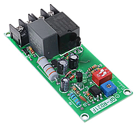 Релейный модуль задержки выключения для охлаждения вытяжного вентилятора 220В