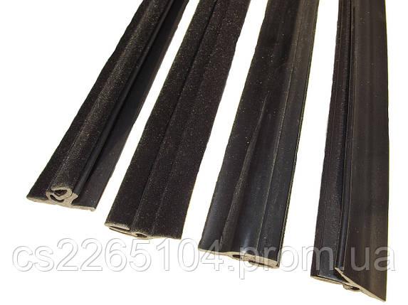 Уплотнители опускных стёкол нижние (фетры) ВАЗ 2109 БРТ, фото 2