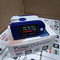 Пульсоксиметр портативный Fingertip Pulse Oximeter LK-88