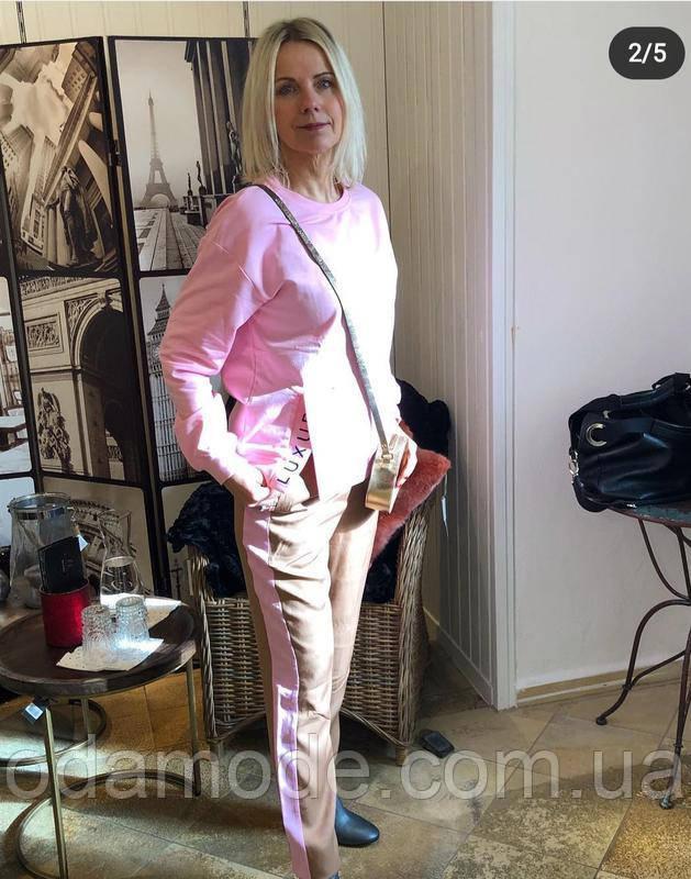 Женские брюки с лампасами  NU Denmark