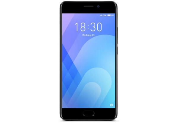 Смартфон Meizu M6 Note 3/16 Gb Black Stock B
