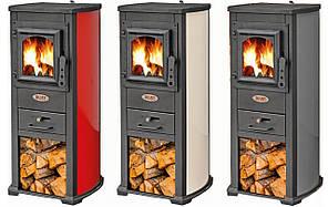 Стальная печь-камин BLIST мощностью 9.0 кВт