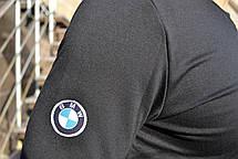 Мужской Свитшот. Реплика PUMA BWM BLACK. Мужская одежда, фото 2