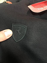 Мужские Спортивные Штаны Puma Ferrari. Мужская одежда. Реплика, фото 2