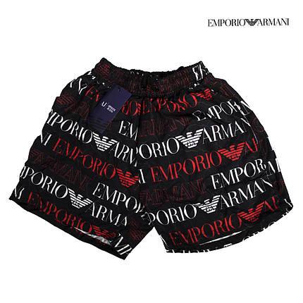 Мужские Шорты. Реплика EMPORIO ARMANI. Мужская одежда, фото 2