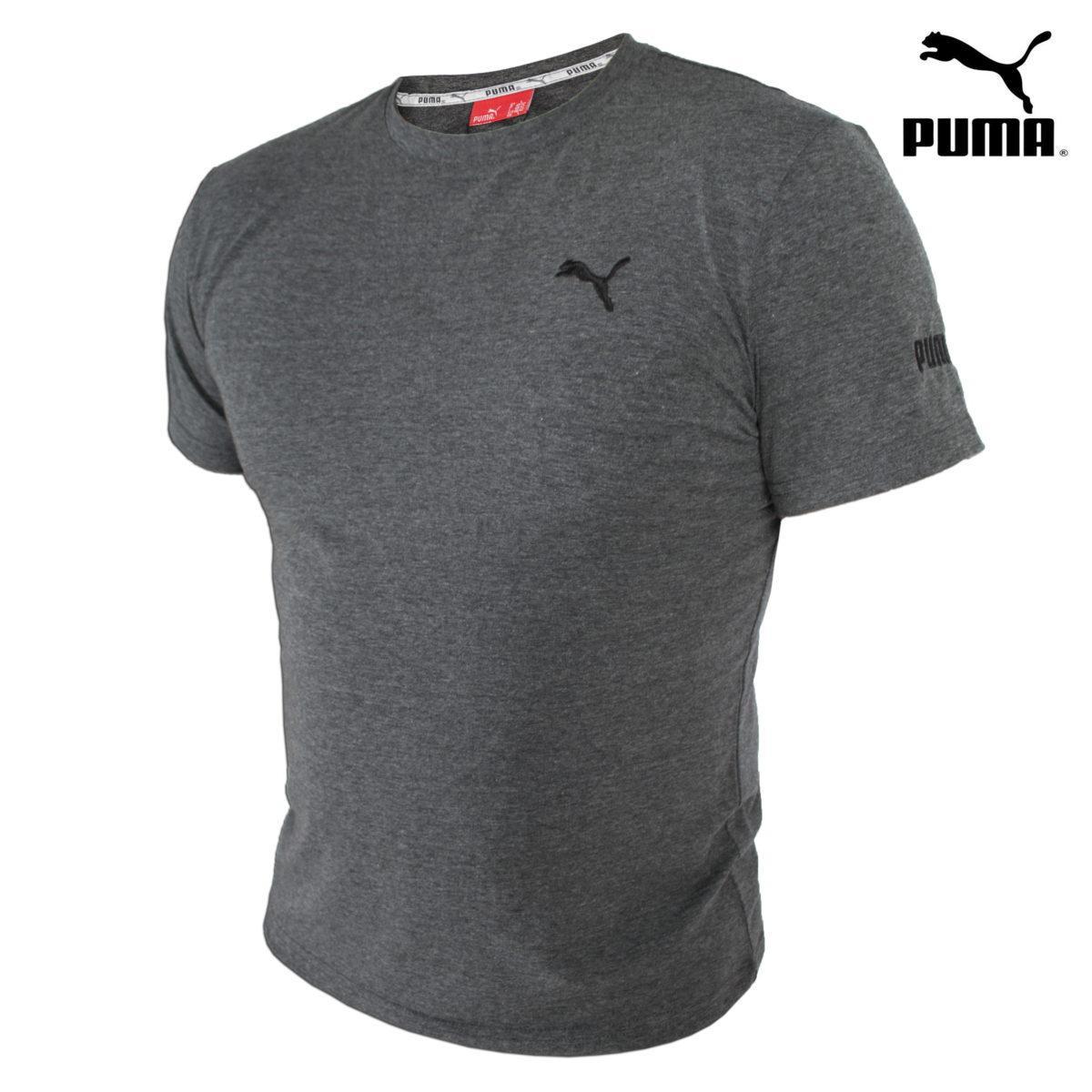 Мужская футболка. Реплика PUMA. Мужская одежда