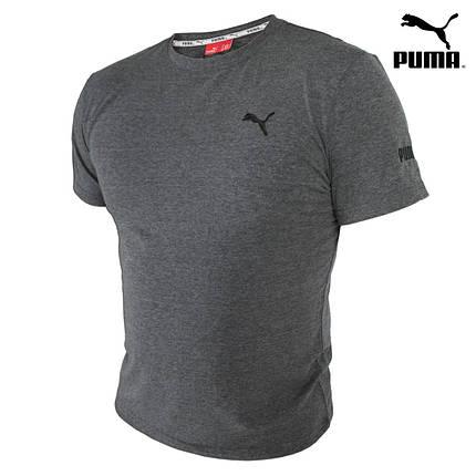 Мужская футболка. Реплика PUMA. Мужская одежда, фото 2