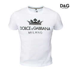 Мужская футболка. Реплика Dolce & Gabbana Мужская одежда