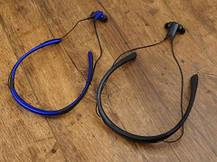 Стереонаушники для спорта Stn-730 наушники-вкладыши Level U Белые, спортивная Bluetooth гарнитура Реплика, фото 2