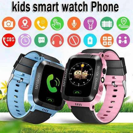 GPS Smart KIDS Watch Blue, фото 2