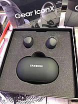 Беспроводные Bluetooth наушники Samsung Gear IconX Черный Копия, фото 2
