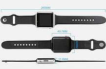 Смарт-часы Smart Watch A1 красные, фото 3