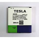 Аккумулятор TESLA Samsung G530 Grand Prime / G531 / J250 / J500 Galaxy J5  (2800 mAh), фото 2