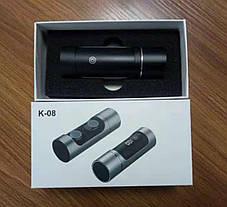 Беспроводные Bluetooth наушники Wireless Earbuds K08  черные, фото 3