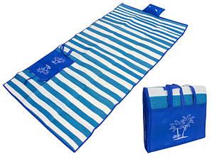 Пляжный мат с подушкой AG366