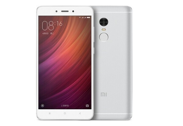 Смартфон Xiaomi Redmi Note 4 64 Gb Silver Stock A
