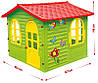 Домик детский игровой Mochtoys 127×150×118 см зеленый 10425, фото 2