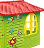 Домик детский игровой Mochtoys 127×150×118 см зеленый 10425, фото 4