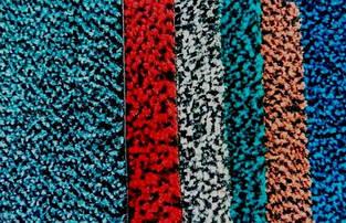 Придверный коврик париж, 40х60 см