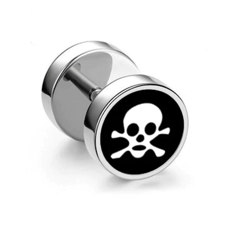 Фейк-плаг обманка пиратский череп