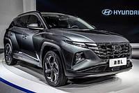 Кросовер Hyundai Tucson перейшов вже у п'яте покоління – поки лише для Китаю