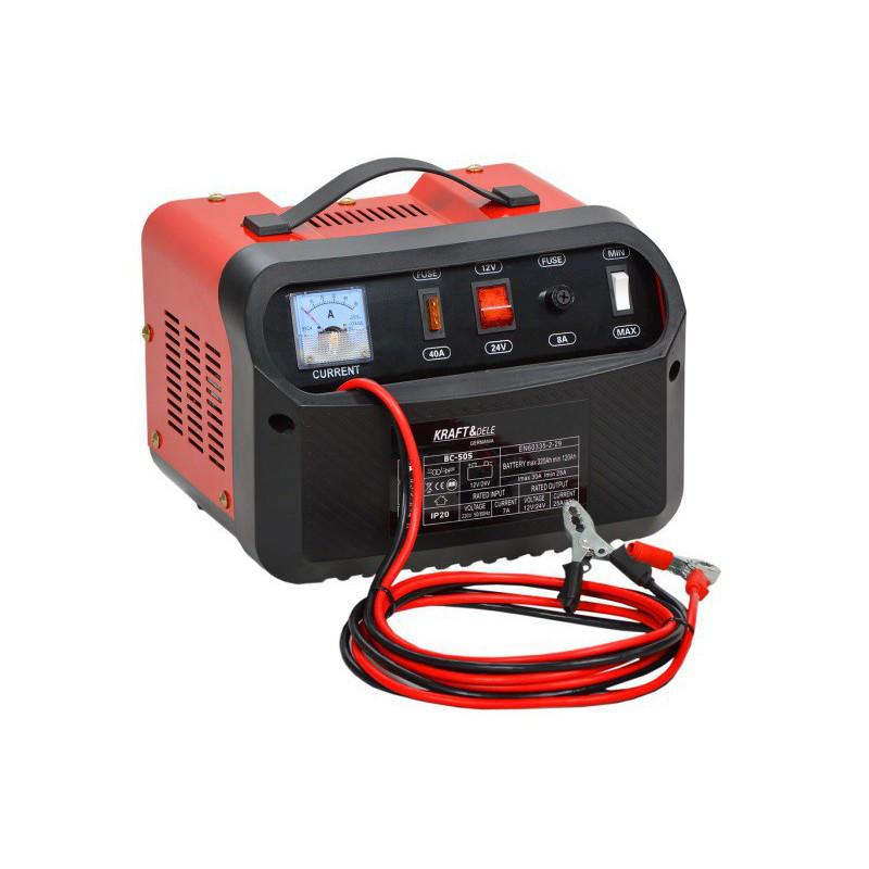 Автомобильное зарядное устройство 12 24V 50A 320Ah
