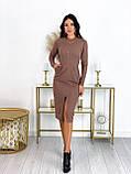 Платье женское миди вечернее нарядное, фото 3