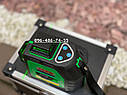 Лазерный уровень 3D AlFa ALNL-3DG зеленый луч нивелир 12 линий, фото 2