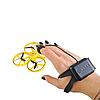 Дитячий дрон, керований жестом + підсвічування. Польща, фото 2