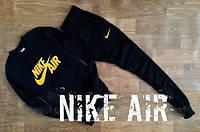 Спортивный костюм мужской черный Найк Nike