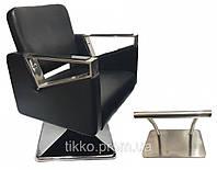 Парикмахерское кресло Tomas + подставка для ног