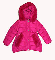 Зимние куртки для девочки Seagull Венгрия, фото 1