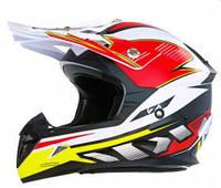Мото шлем CROSS ENDURO XS
