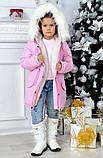 Куртка парка детская зимняя, фото 4