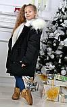 Куртка парка детская зимняя, фото 6