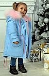 Куртка парка детская зимняя, фото 3