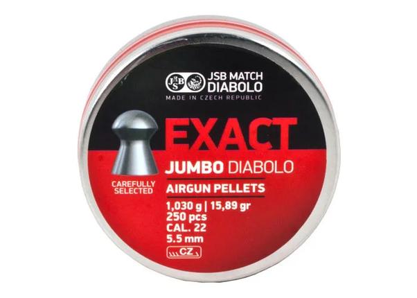 Пули пневм JSB Diablo Jumbo Exact, фото 2