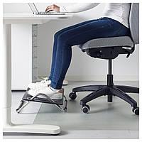 IKEA DAGOTTO (402.409.89) Подставка для ног, черная